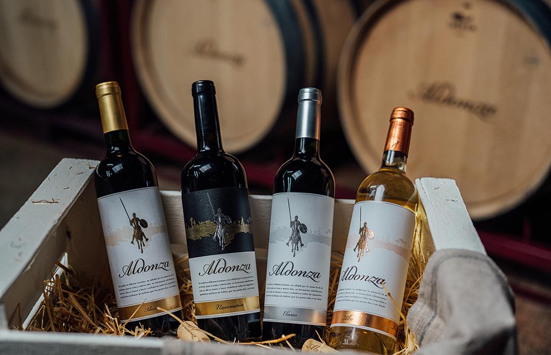 Aldonza Gourmet se suma con 200.000 copas de vino, 120.000 de cava y aceite de oliva al movimiento #fuerzabar