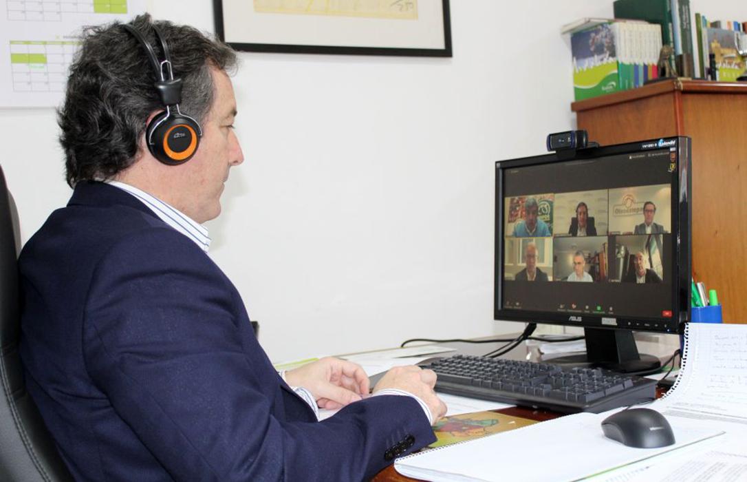 Las cooperativas Agro-alimentarias de Andalucía afrontan el Covid-19 con inversión, innovación y dimensión