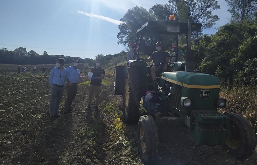 No hay que bajar la guardia: Advierten a los empresarios agrarios que deben cumplir las medidas ante el COVID-19