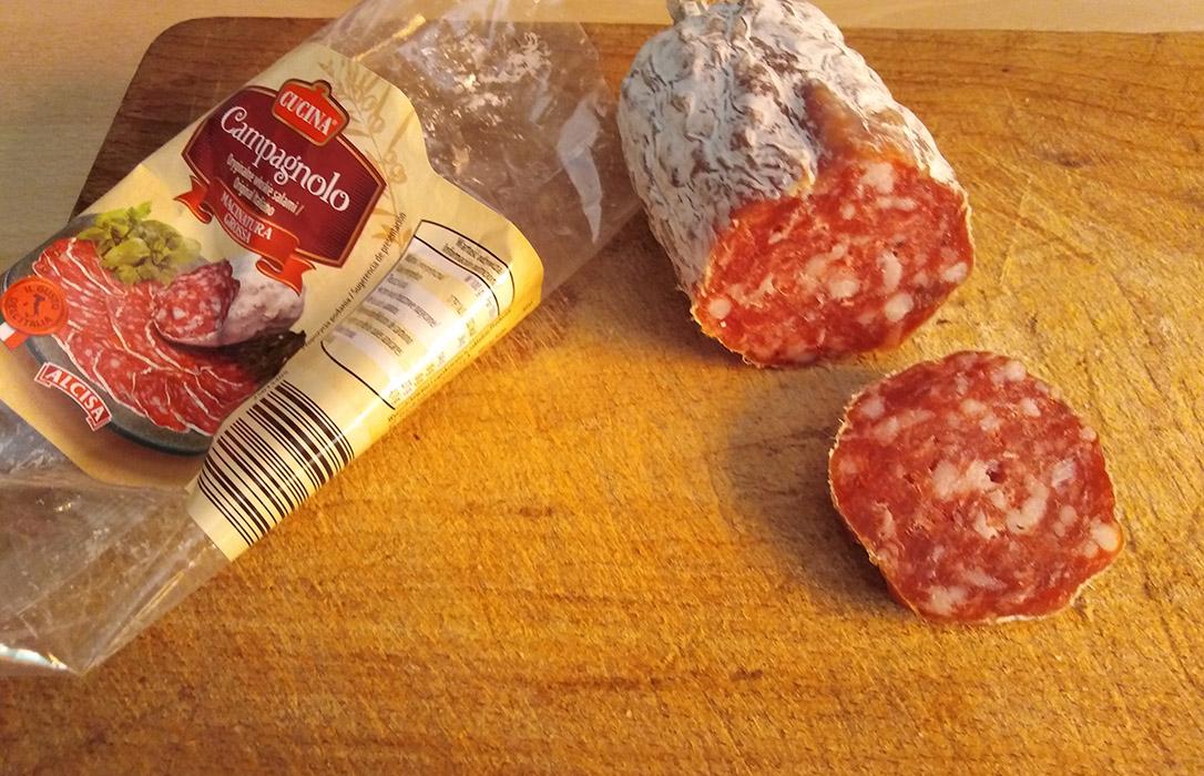 La justicia prohíbe que se utilice el término salami para un producto que es totalmente vegetariano