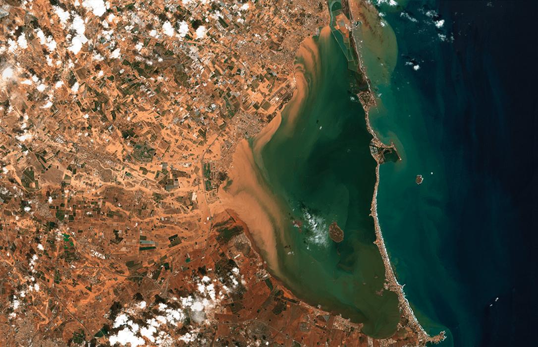 El colectivo Pacto del Mar Menor anuncia el inicio de acciones legales por la «gravísima» situación de la laguna