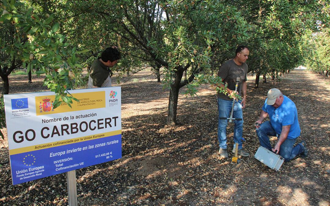 El proyecto CARBOCERT muestra cómo la agricultura mediterránea puede contribuir a la mitigación del cambio climático
