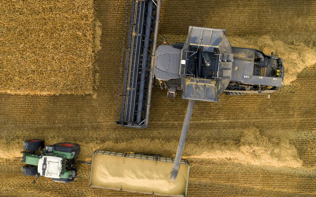 Presentada en España la cosechadora Fendt Ideal, rendimiento y productividad que ayuda a preservar la calidad de la paja y del grano