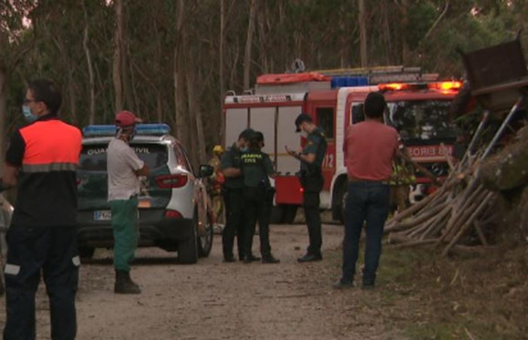 Dos agricultores jubilados fallecen en dos accidentes con tractores cuando estaban trabajando en el campo