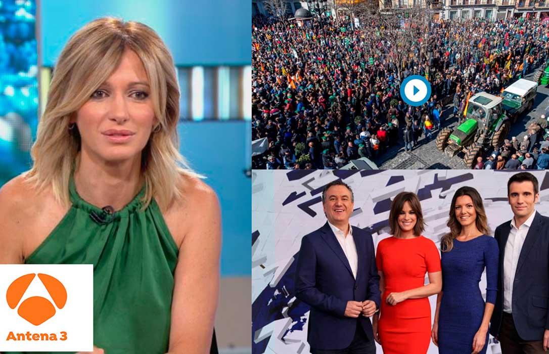 La Fundación de Estudios Rurales premia a Antena 3 por «no descuidar al mundo rural»