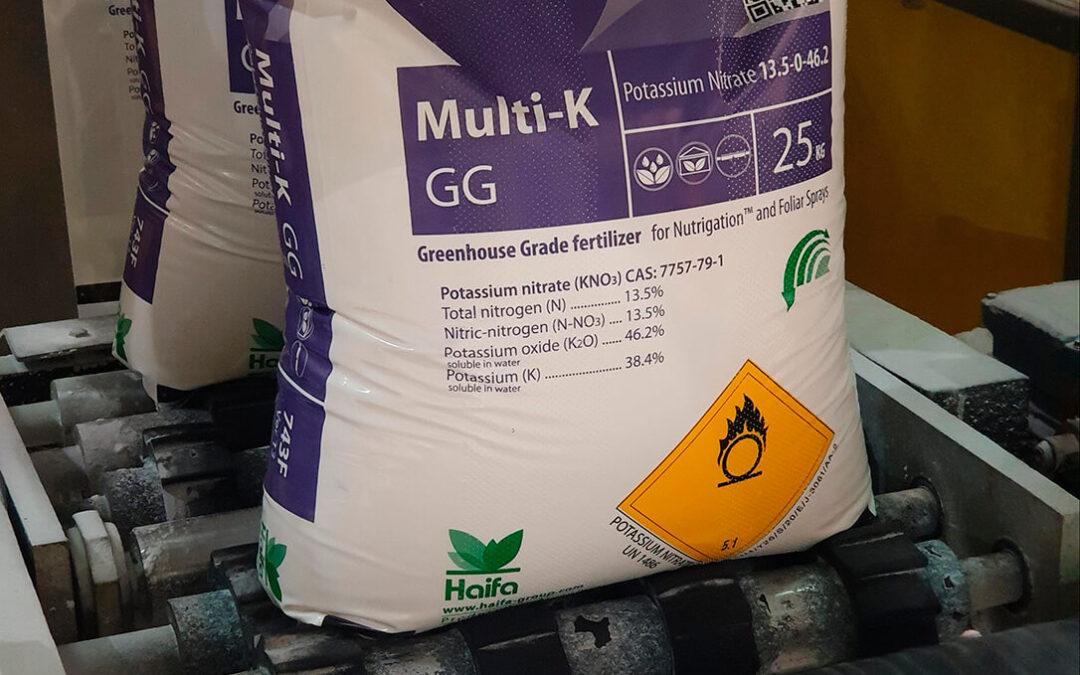 La empresa Haifa Iberia y SIGFITO estiman reciclar este año más de 40 toneladas de sus envases de fertilizantes