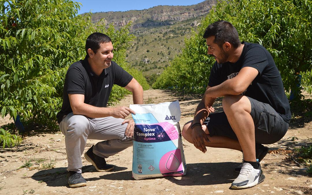 ICL lanza Nova Complex Optima, el fertilizante específico para zonas vulnerables