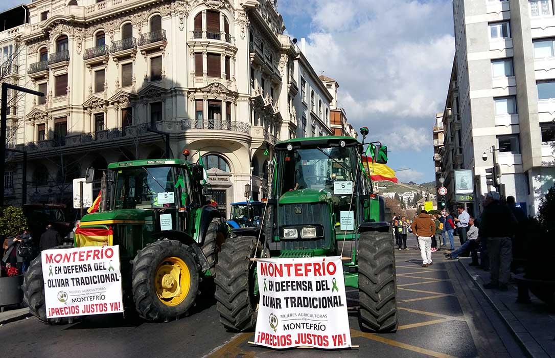 Retoman las movilizaciones en Granada porque nada ha cambiado y a la espera de que haya más garantías sanitarias