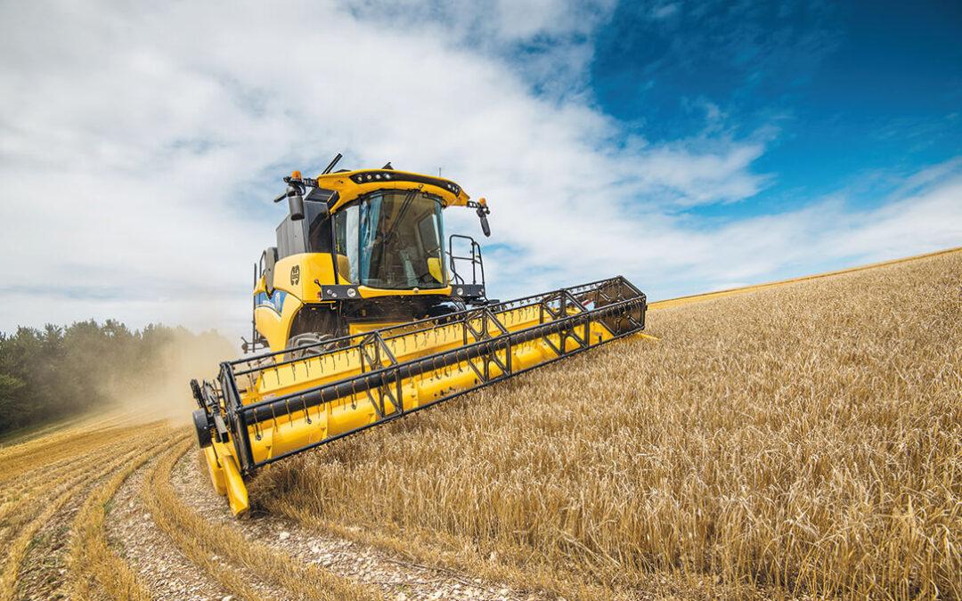 New Holland lanza la serie de cosechadoras Crossover Harvesting que garantiza un aumento de la productividad de hasta un 25%