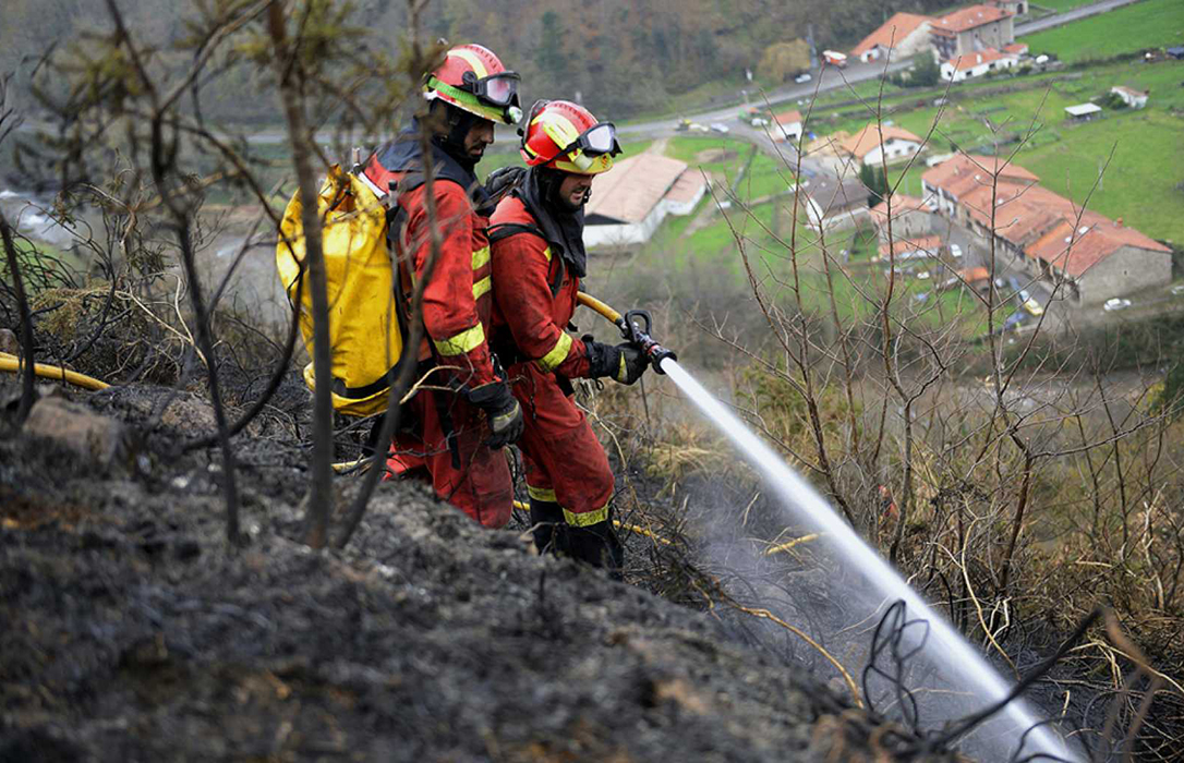 El Gobierno adopta un plan contra incendios forestales que incluye seguros agrarios a las producciones agrícolas y ganaderas