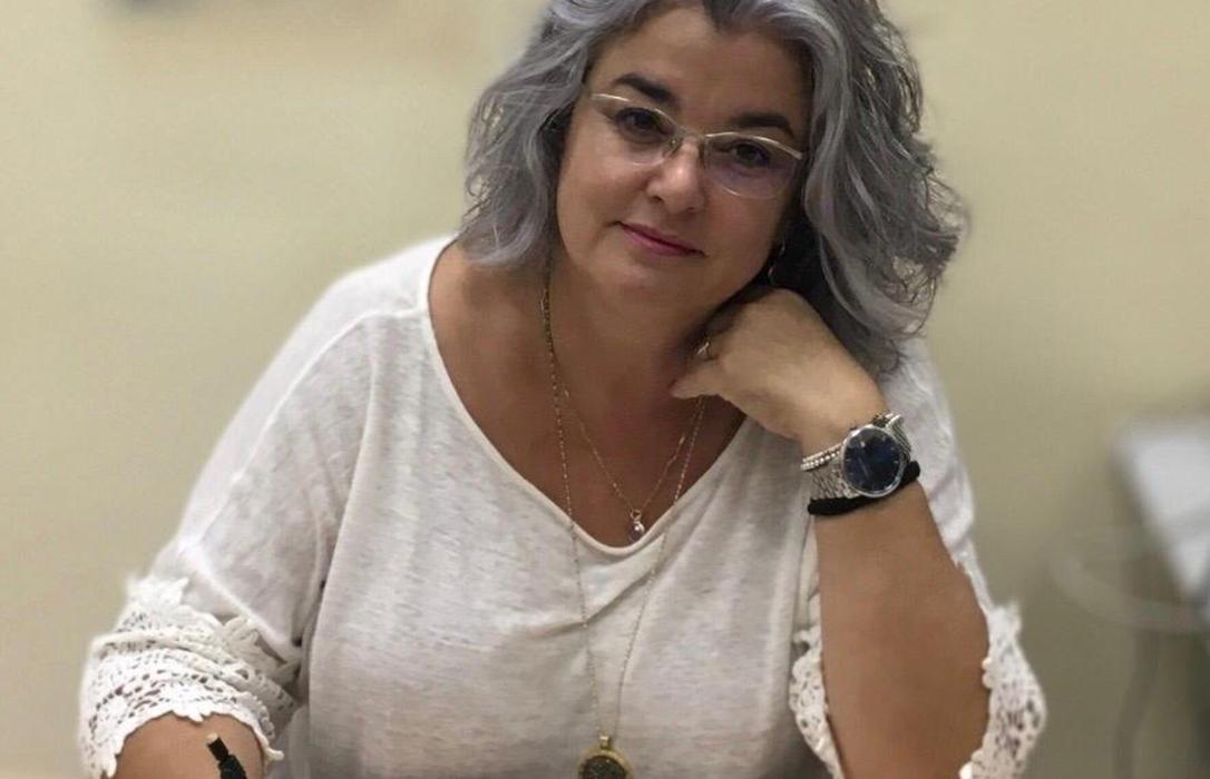 Teresa López Hernández, primera mujer presidenta del Colegio Oficial de Veterinarios de Murcia tras ganar las elecciones