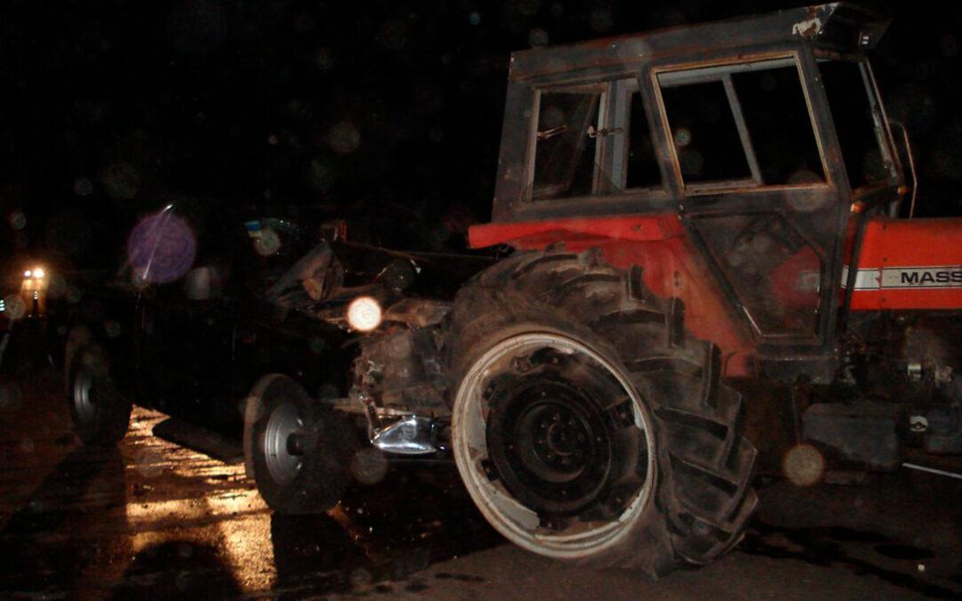 Fallece un joven de 27 años atropellado por un tractor cuando trabajaba de noche en una fina agrícola
