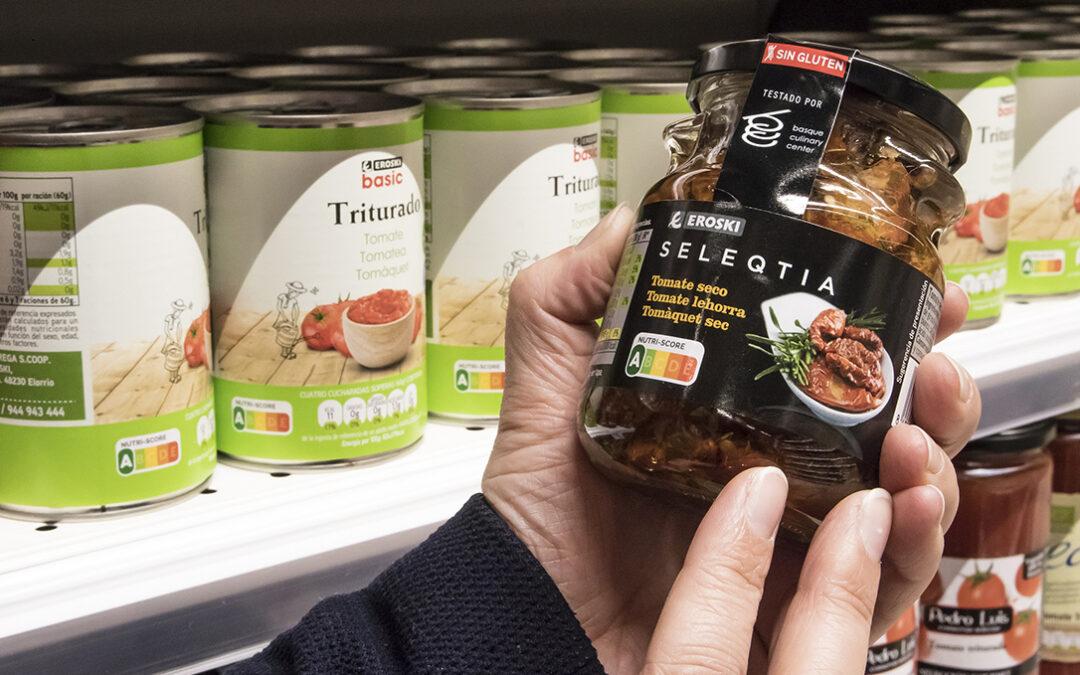 Validan por su eficacia el etiquetado frontal de alimentos «Nutri-Score»… una vez que se ha corregido el papel del aceite de oliva