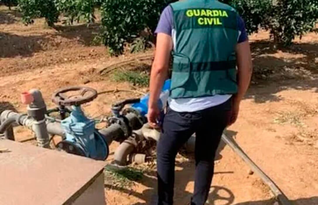 Un imputado acusado de ser el responsable del robo del equipo completo de un sistema de riego de una finca de cítricos