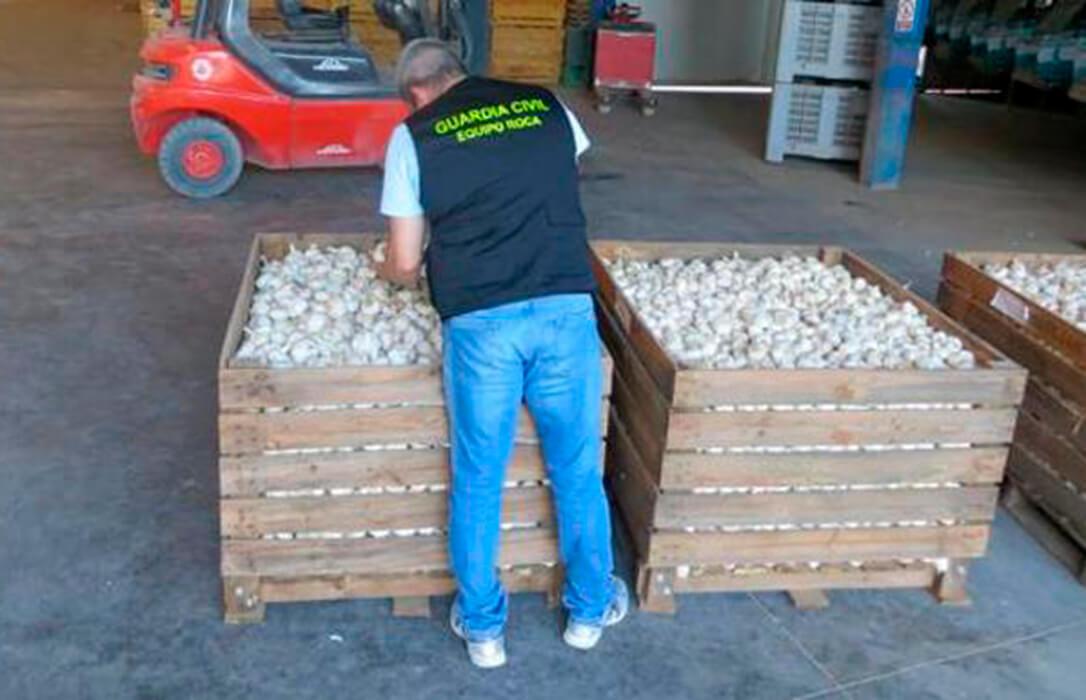 El timo del nazareno regresa y logra estafar más de 85.000 euros a varias empresas agroalimentarias de media España