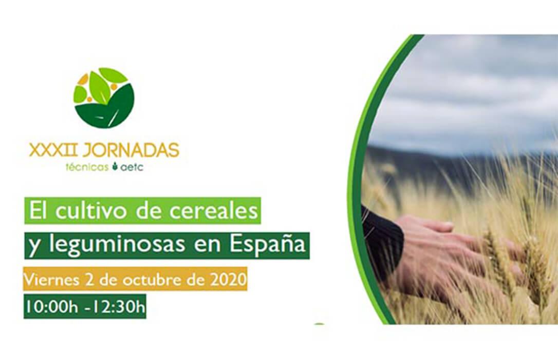 Jornada sobre 'El cultivo de cereales y leguminosas en España' organizada por la Asociación de Técnicos Cerealistas