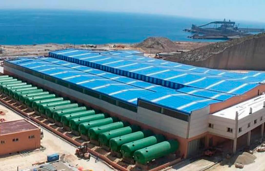 Preocupación por el impacto del desarrollo de la desaladora de Almería en los acuíferos que nutren los riegos en la Vega de Almería