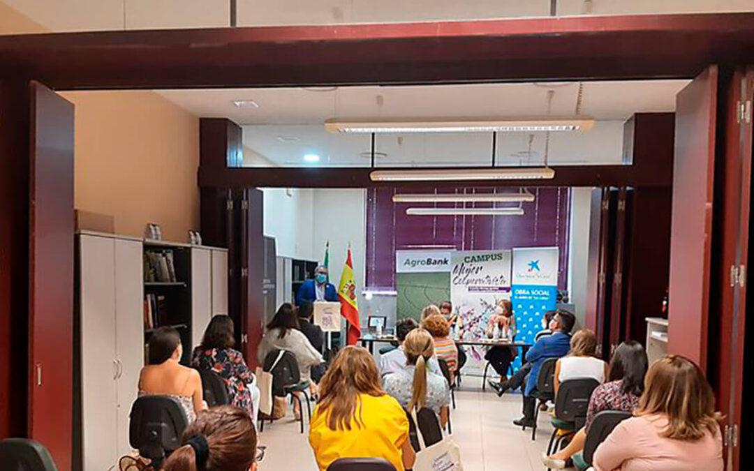 Comienza el II Campus Mujeres Cooperativistas para impulsar la participación de mujeres en cooperativas extremeñas