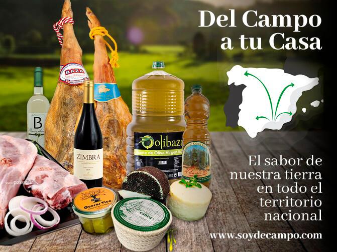 Del campo a tu casa, el emprendimiento del mundo rural por lo artesanal de la zona norte de Granada en tiempos de Covid