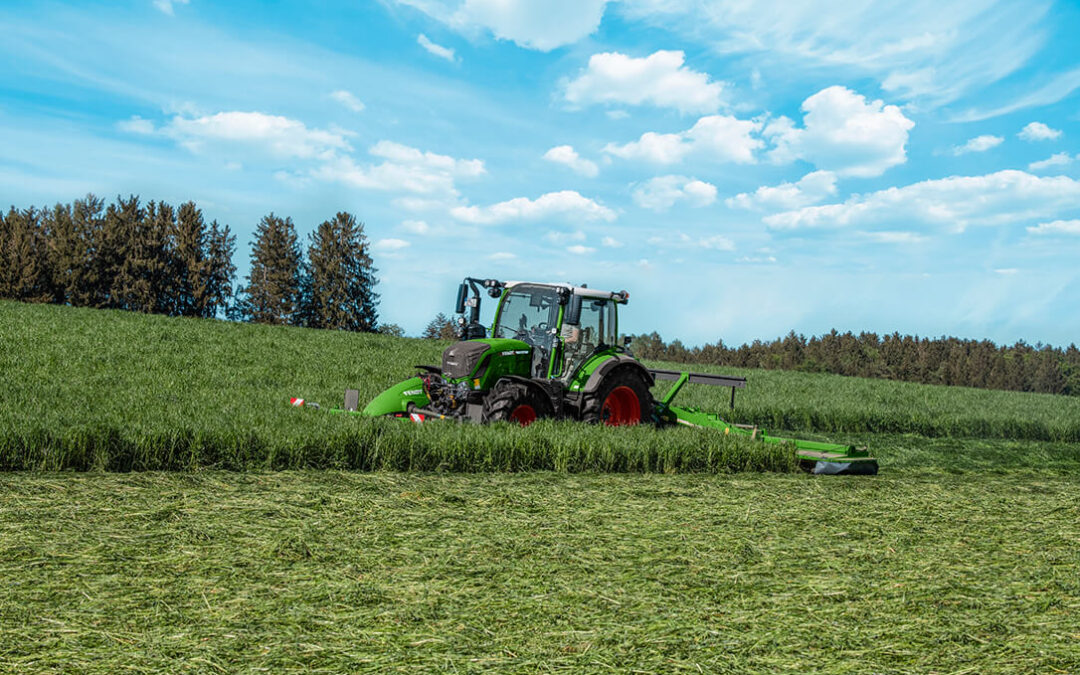 Nueva generación para los tractores compactos de la serie Fendt 300 Vario en todos los modelos