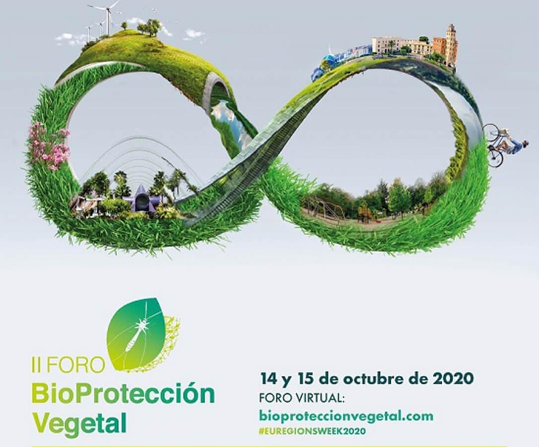 El II Foro de BioProtección Vegetal presenta el programa científico definitivo de su nuevo formato virtual