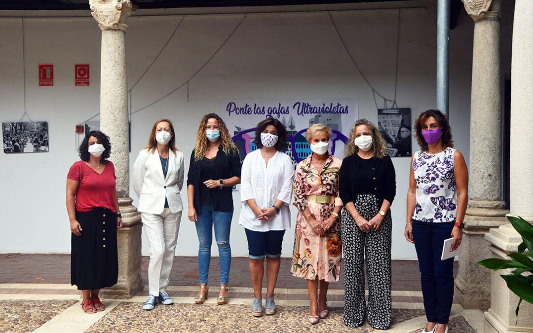 Afammer participa en el proyecto 'Ponte las gafas ultravioletas' que lucha contra la desigualdad de género