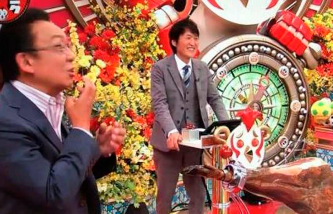 Un jamón 100% ibérico de Huelva bate todos los records al ser vendido en Japón por 11.881 euros