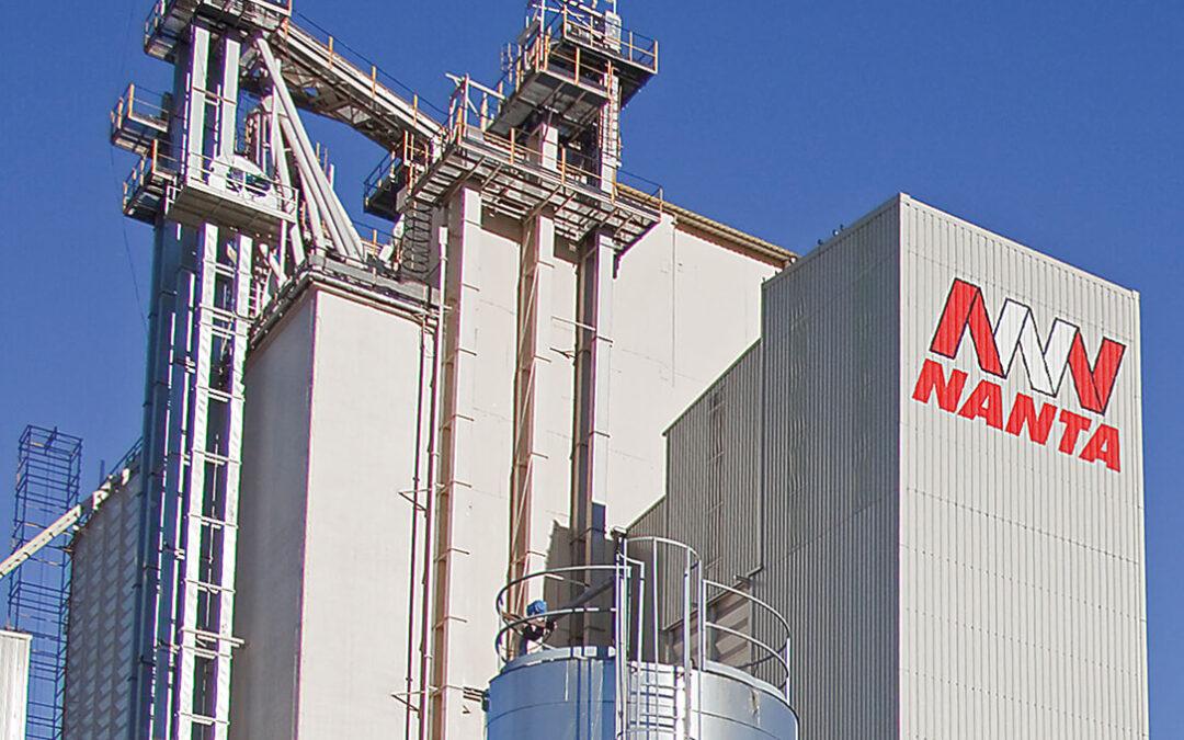 Nanta celebra 25 años de la obtención de su primera certificación de calidad por AENOR en su producción de piensos