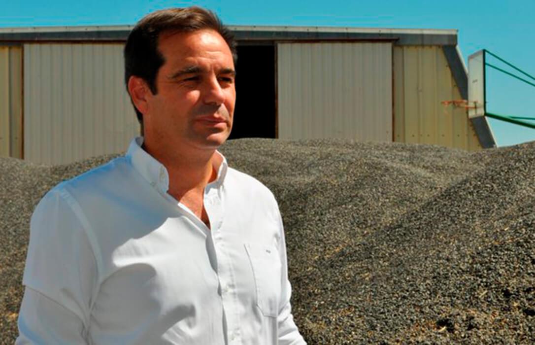 El gaditano Pedro Gallardo asume nuevas responsabilidades europeas al ser nombrado nuevo vicepresidente de la Copa-Cogeca
