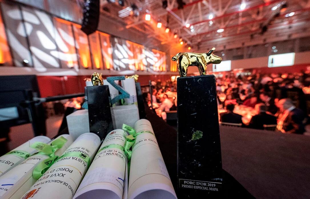 La gala de entrega de los premios Porc D'or sorprenderá este año con un atractivo formato digital y en streaming