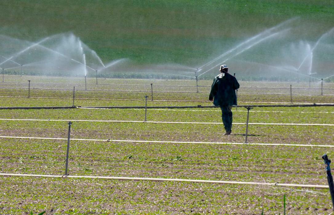 Defensa de la sostenibilidad del riego subterráneo en Castilla y León, que apostó por su modernización y uso racional del agua