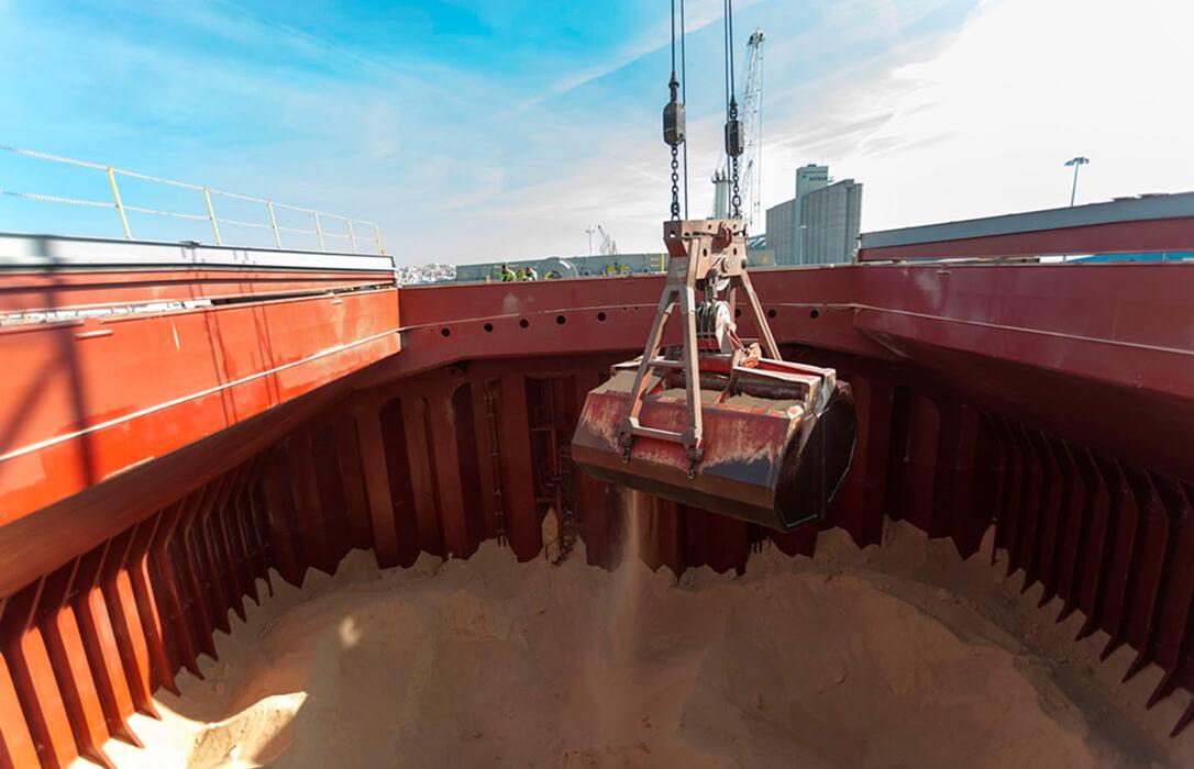 El nuevo Sistema de Entregas de Agroalimentarios del Puerto de Tarragona entrará en funcionamiento el próximo día 6 de octubre