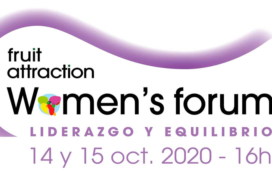 Nace Women's Forum, espacio para avanzar en el liderazgo y equilibrio en el ámbito agroalimentario