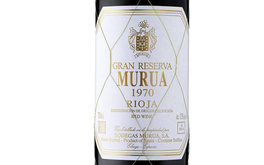 Bodegas Murua recupera un tesoro vinícola: 3.500 botellas de Gran Reserva 1970, una añada calificada de 'muy buena'