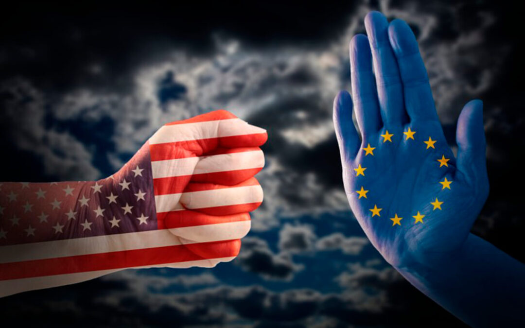 Europa elaborará una lista para gravar a los productos agroalimentarios de EEUU si no se suspenden sus aranceles