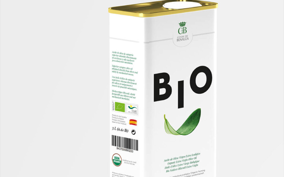 La cooperativa Conde de Benalúa incorpora su aceite ecológico a la plataforma IBM Food Trust