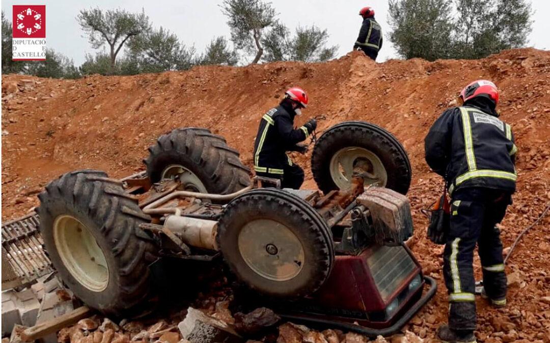 A los mayores en el campo no les mata el coronavirus sino el tractor: Cuarto octogenario fallecido en accidente en un mes