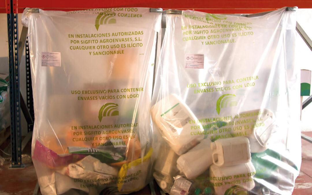 Fertiberia TECH se adhiere al sistema de reciclado de envases de SIGFITO para avanzar en sostenibilidad