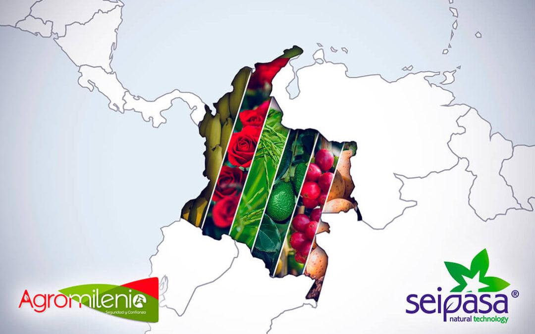 Seipasa amplía su presencia internacional y anuncia la distribución de sus productos en Colombia de la mano de Agromilenio