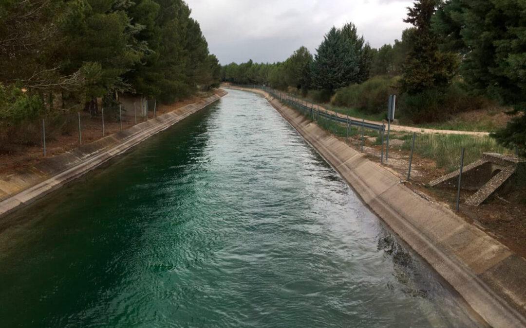 Murcia, Andalucía y Alicante hacen un frente con una postura común del Plan Hidrológico del Tajo