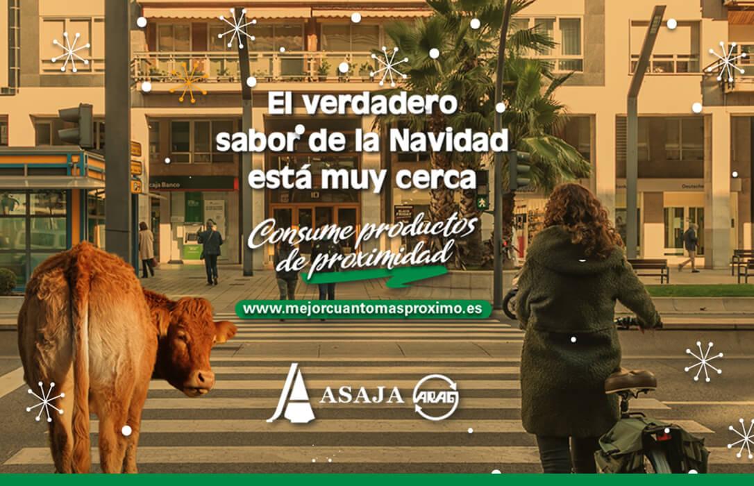 ARAG-ASAJA impulsa una campaña para fomentar el consumo de alimentos riojanos en apoyo del sector agrario