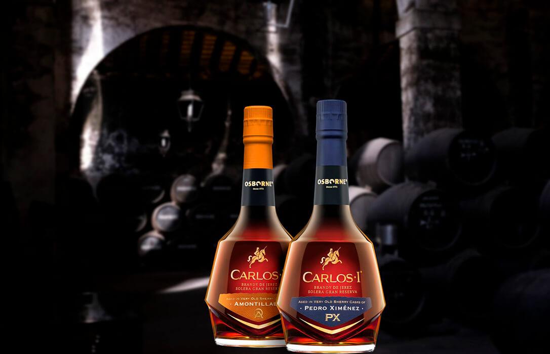 El brandy de Jerez 'Carlos I' celebra 130 años de historia sin que aún se conozca el origen real de las botas que le vieron nacer