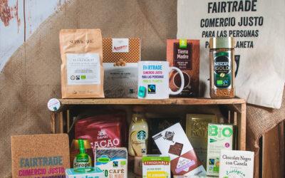 La venta de productos de Comercio Justo certificados, de la mano de Fairtrade, se dispara un 354% en 6 años