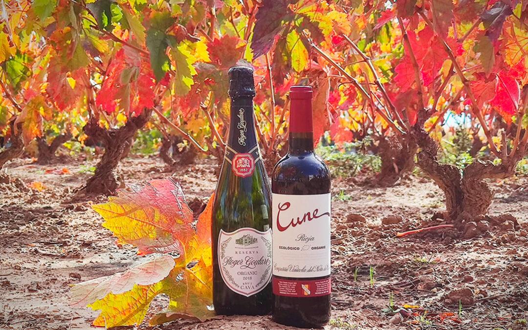 CVNE se vuelca con el vino sostenible y lanza ediciones ecológicas de Cune y del cava Roger Goulart
