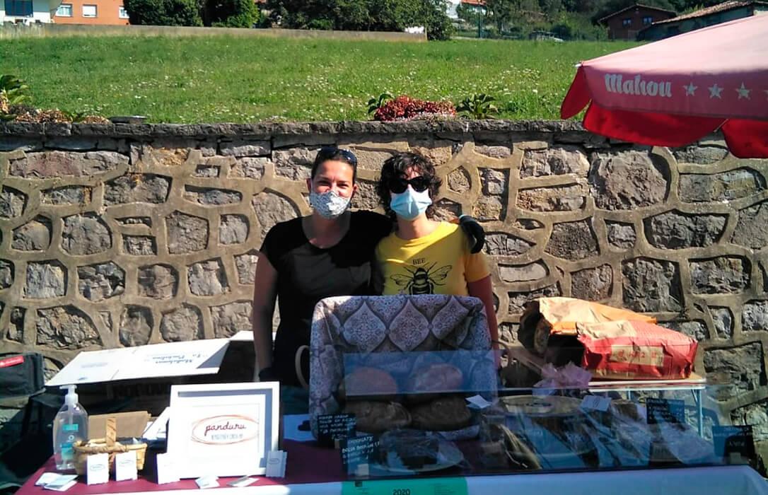 Premio a dos proyectos rurales liderados por mujeres: Panduru (repostería circular en Asturias) y EntreSetas (agricultura sostenible en Palencia)