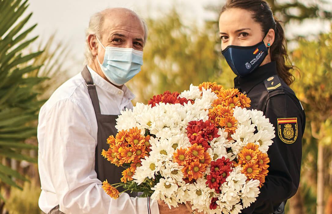 «El motivo eres tú». Campaña del Ministerio para incentivar las ventas y desestacionalizar el consumo de flores y plantas ornamentales
