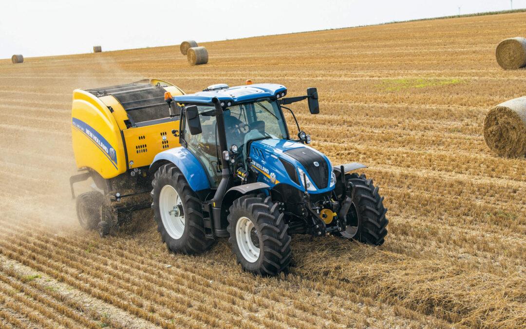 New Holland Agriculture amplía su SerieT6 de tractores con la exclusiva versión Dynamic Command