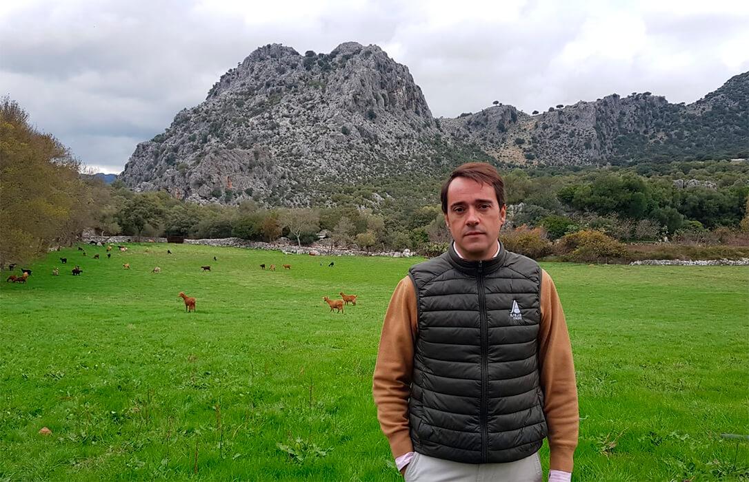 ENTREVISTA. Luis Ramírez (ASAJA): «El argumento para quitar los derechos históricos es un discurso populista y demagógico del Gobierno»