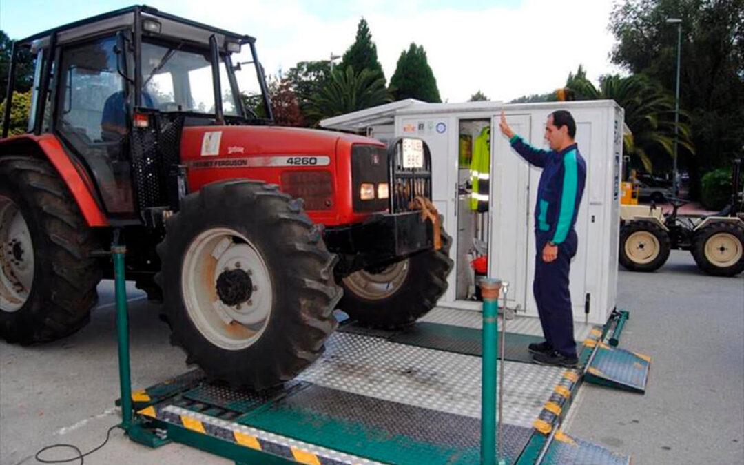 Primera notificación oficial para que no se multen a los tractores que no han podido pasar la ITV por culpa de la pandemia