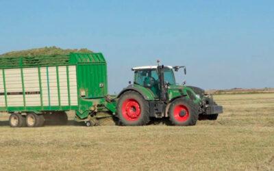 Un agricultor leridano defenderá los intereses de los 120.000 productores europeos de forraje